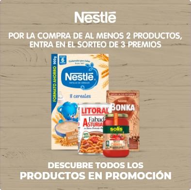 Oferta Nestlé en Dia