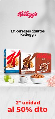 Oferta Kellogg's en Dia.es