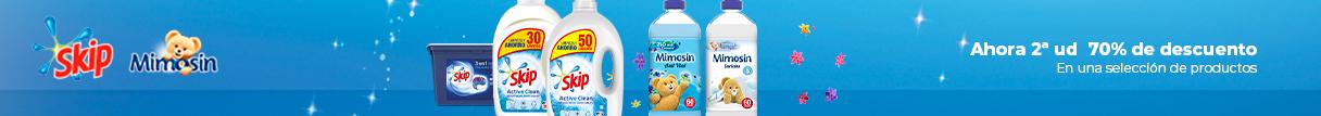 Oferta Skip y Mimosin en dia.es
