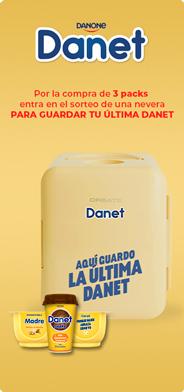 Sorteo Danet