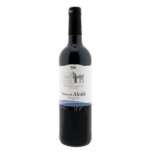 PUERTA DE ALCALA vino tinto do madrid botella 75 cl