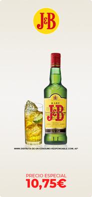 Oferta J&B