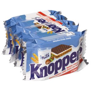 KNOPPERS chocolatina p5 125 gr