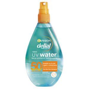 DELIAL Ambre solaire water protector solar spf 50 spray 150 ml