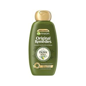 ORIGINAL REMEDIES champú oliva mítica bote 300 ml