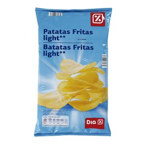 DIA patatas fritas light bolsa 140 gr