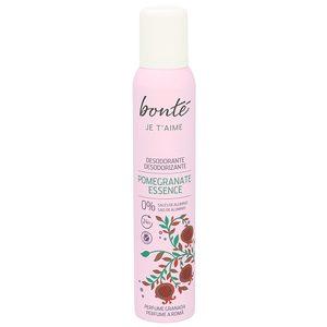 BONTE desodorante pomegranate essence spray 200 ml