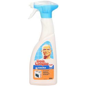 DON LIMPIO limpiador de cocinas pistola 500 ml