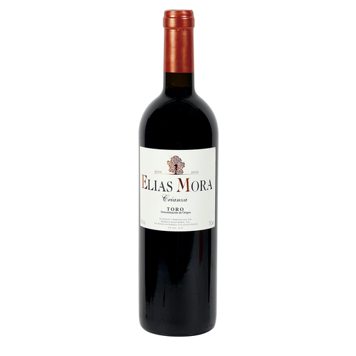 ELIAS MORA vino tinto Do Toro botella 75 cl