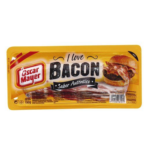 OSCAR MAYER bacon lonchas envase 150 gr