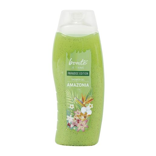 BONTE gel de ducha paradise edition amazonia bote 250 ml