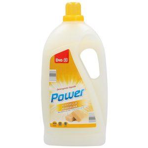 DIA detergente máquina líquido jabón marsella botella 54 lv