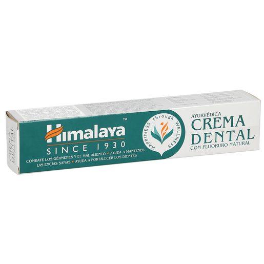 HIMALAYA pasta dentífrica ayurvédica con fluoruro tubo 100 gr