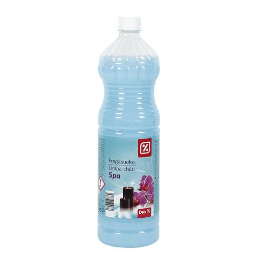 DIA fregasuelos aroma spa botella 1.5 lt