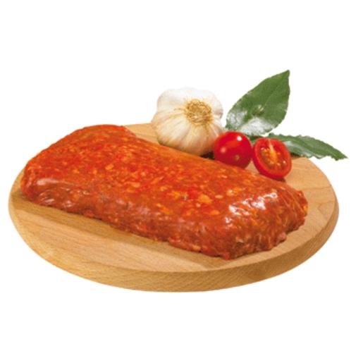 Picadillo de chorizo bandeja (peso aprox. 460 gr)