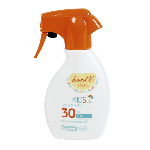 BONTE spray solar fp 30 niños 300 ml