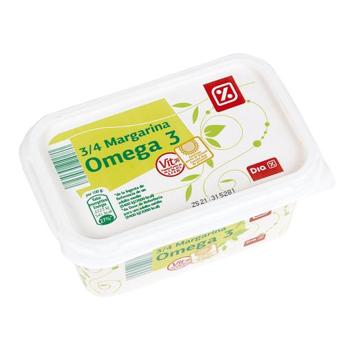 DIA VITAL margarina omega 3 tarrina 500 gr