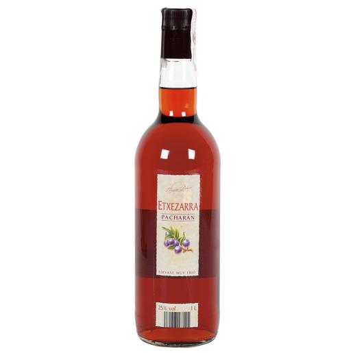 ETXEZARRA pacharán botella 1 lt