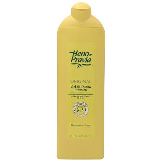HENO DE PRAVIA gel de ducha original hidratante bote 650 ml