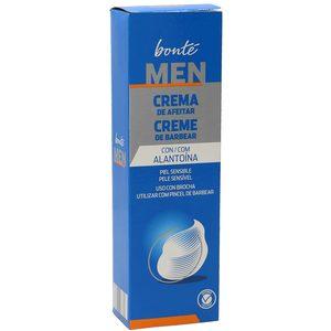 BONTE crema de afeitar piel sensible bote 150 ml