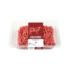 Preparado de carne picada de vacuno bandeja 600 gr