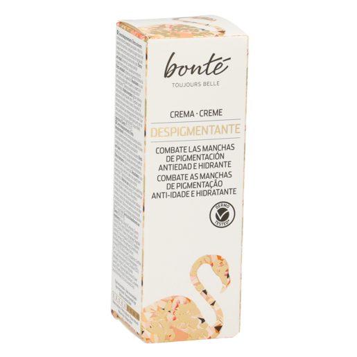 BONTE crema facial despigmentante efecto antiedad dosificador 30 ml