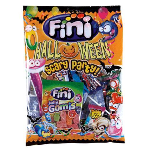 FINI golosinas halloween scary party bolsa 200 gr