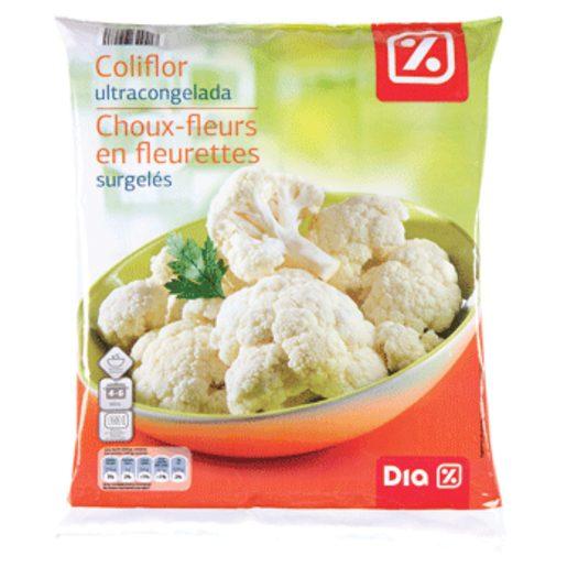 DIA coliflor bolsa 1 kg