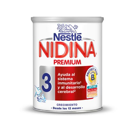 NIDINA leche infantil 3 bote 800 gr