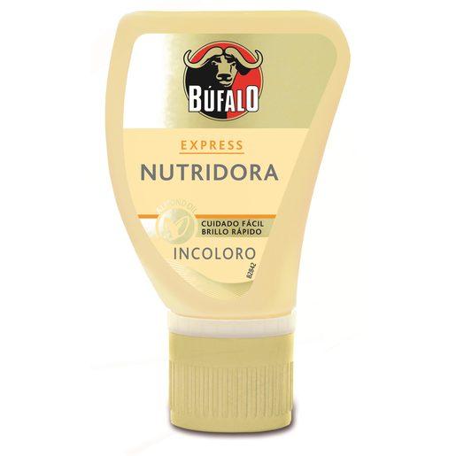 BÚFALO Express crema nutridora incoloro bote 50 ml