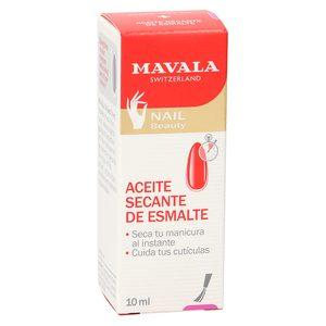 MAVALA aceite secante de esmalte de uñas 10 ml