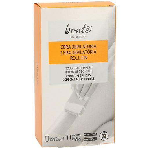 BONTE cera depilatoria roll on caja 110 ml