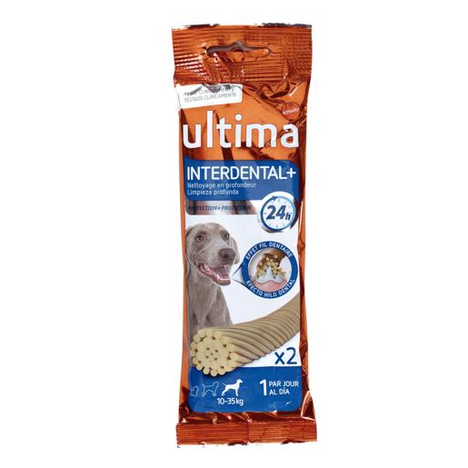 ULTIMA tira snack para perros bolsa 60 gr