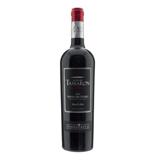 ALTOS DE TAMARON vino tinto gran reserva Do Rivera del Duero botella 75 cl