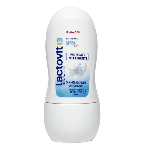 LACTOVIT desodorante original roll on 50 ml
