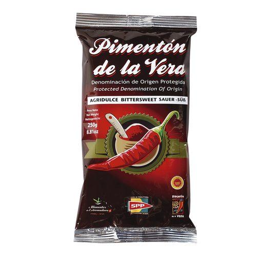 SPP pimentón agridulce bolsa 250 gr