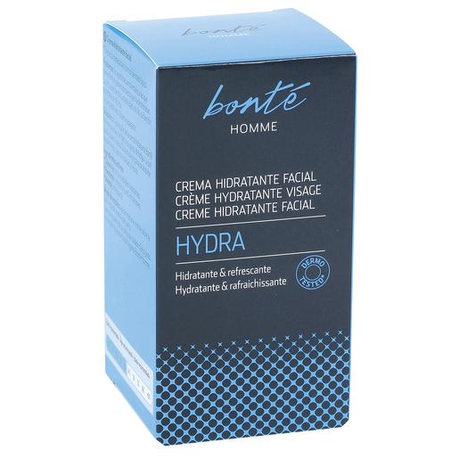 BONTE crema hidratante facial hombre bote 50 ml
