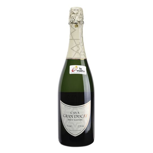 GRAN DUCAY cava brut nature botella 75 cl