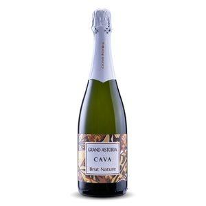 GRAND ASTORIA cava brut nature botella 75 cl