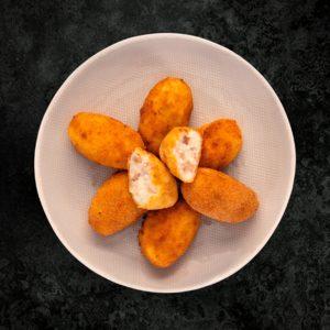 DIA AL PUNTO Croquetas de jamón bandeja 250 gr