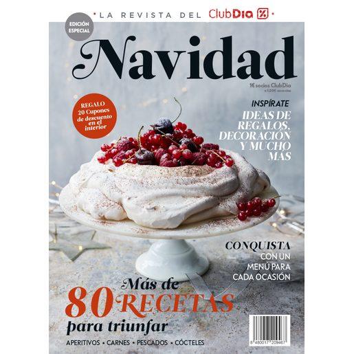 CLUB DIA Revista especial Navidad 1 ud