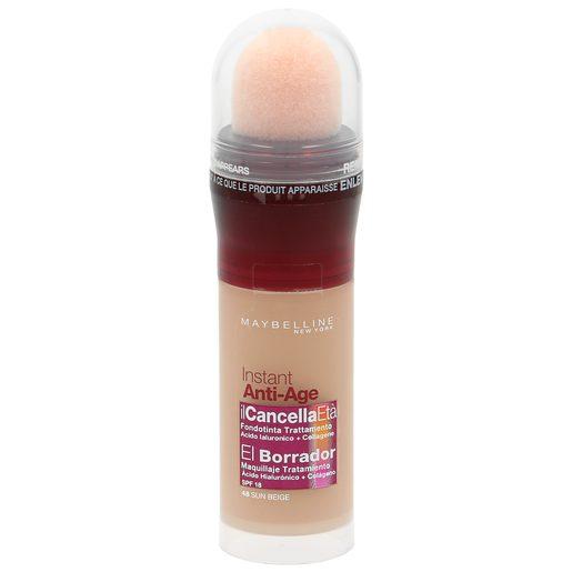 MAYBELLINE El Borrador base de maquillaje 48 Sun Beige