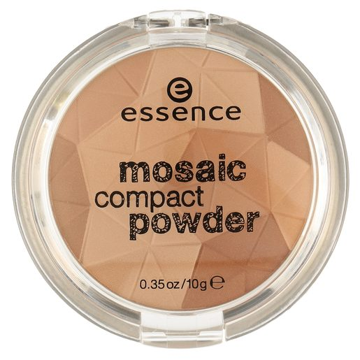 ESSENCE Mosaic Compact polvos compactos Sunkissed Beauty