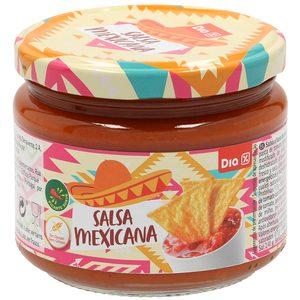 DIA salsa mexicana frasco 315 gr