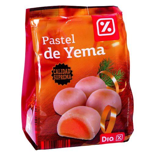 DIA pastel de yema bolsa 200 gr