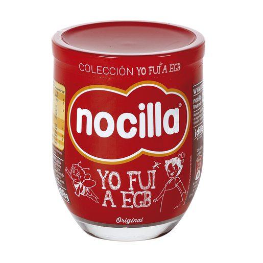 NOCILLA crema de cacao original vaso 380 gr