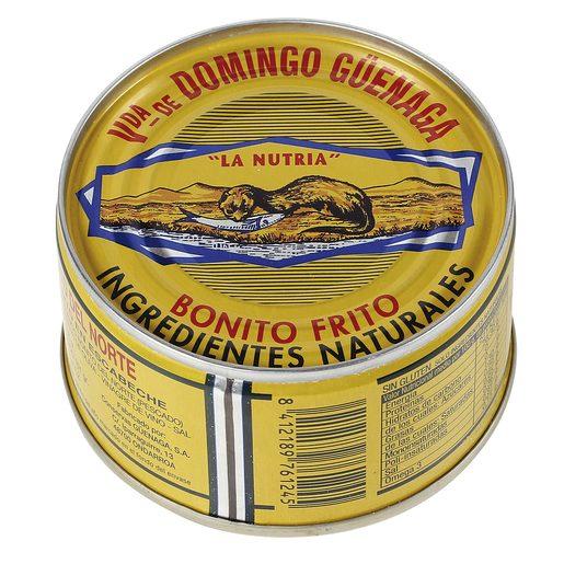 LA NUTRIA bonito del norte en escabeche lata 101 gr