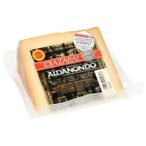 ALDANONDO queso de oveja madurado cuña 250 gr