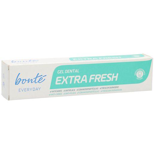 BONTE pasta dentífrica extra fresh tubo 100 ml