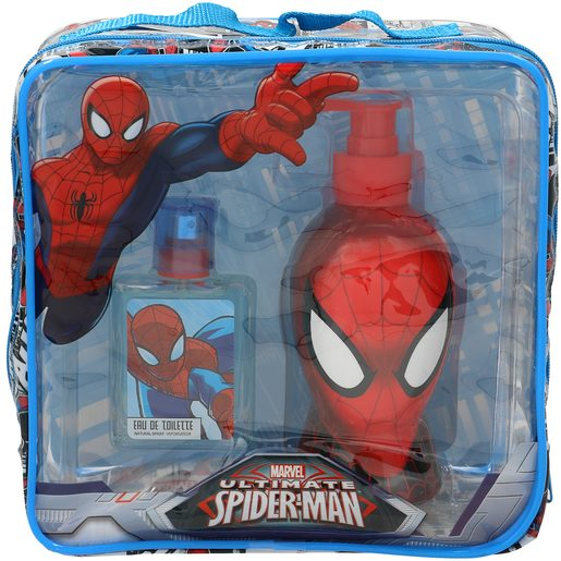 SPIDERMAN pack colonia 50 ml + gel de ducha 250 ml